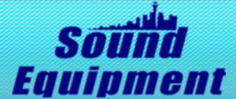 Sound Equipment Logo